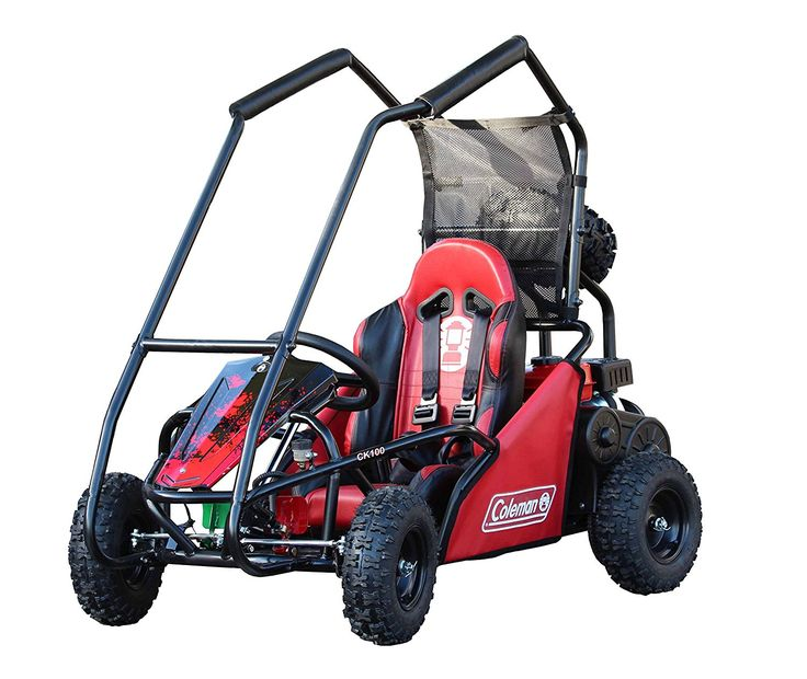Buy Coleman Powersports Gas Powered Off-Road Go-Kart (KT100)