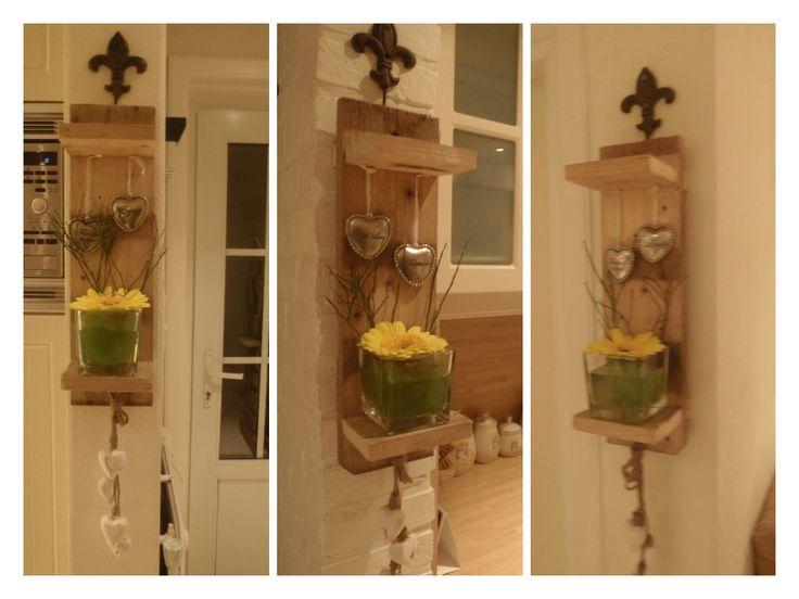 decoratie-rekjes uit pallete plankjes