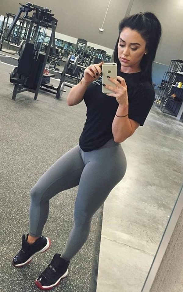 c478a1760fb6c 40 Sizzling Hot Women in Yoga Pants | Women's fashion | Girls in ...