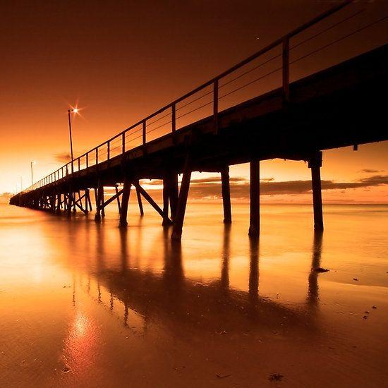 Golden Sands - Semaphore Jetty