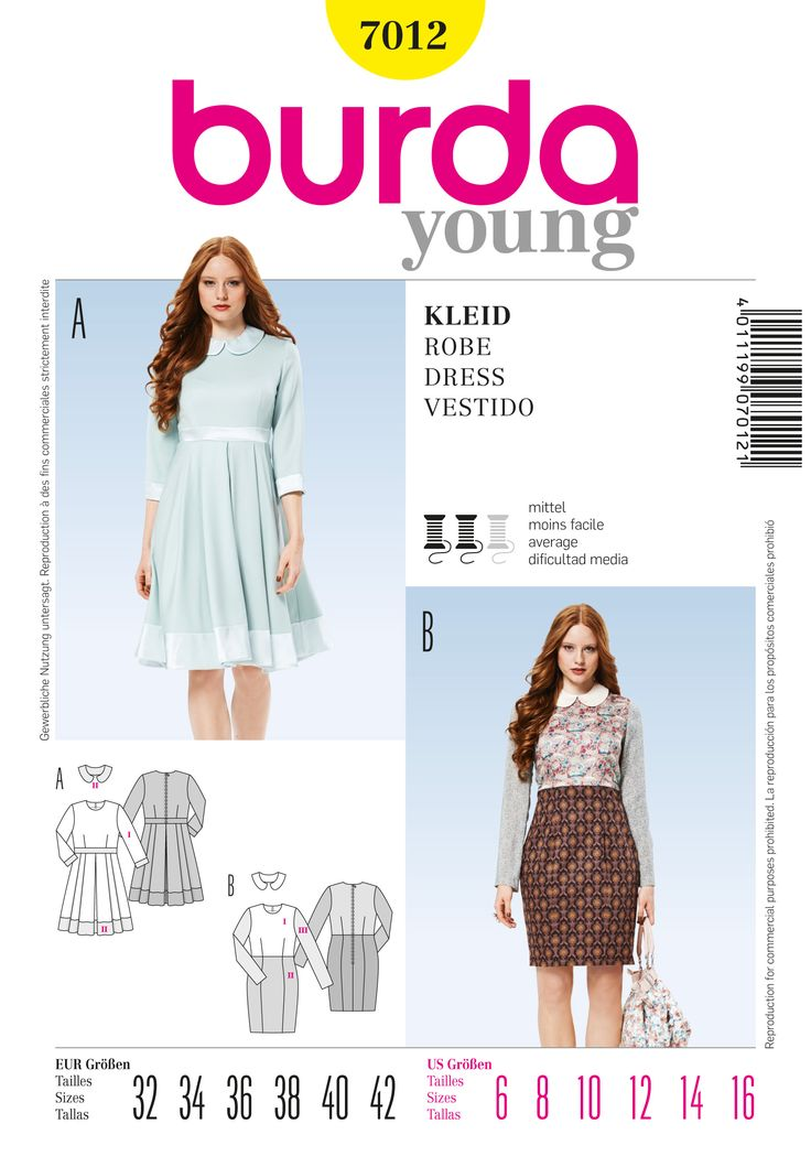 14 best Teen\'s & Juniors\' Sewing Patterns images on Pinterest ...