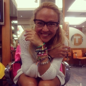 Alexandra Katsaiti, Celebrity Stylist