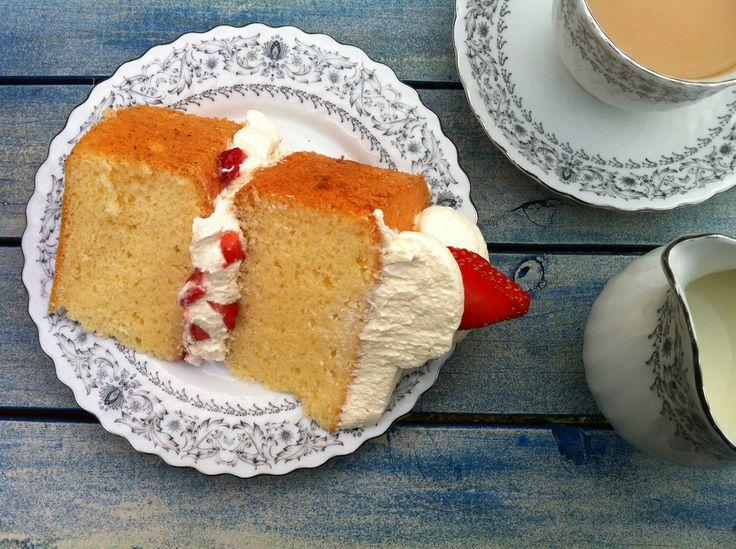 Chocolate Sponge Cake Recipe Joy Of Baking: The Perfect Sponge Cake Recipe Tall, Light, Fluffy And