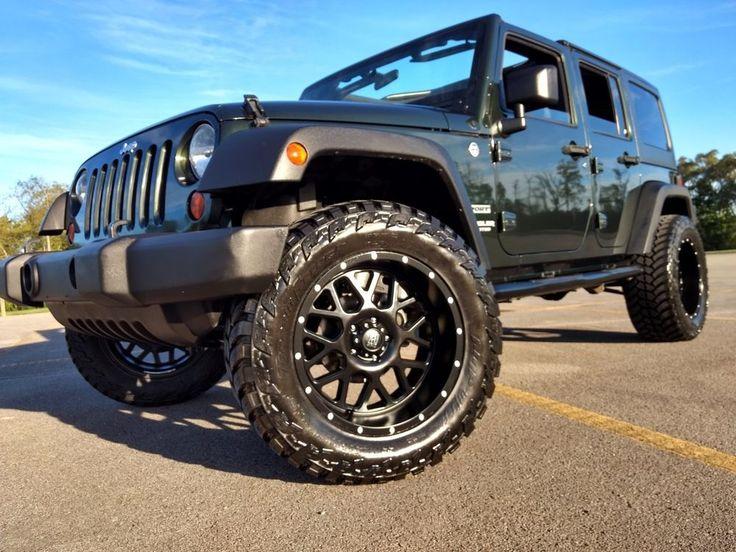 eBay 2011 Jeep Wrangler Sport Trail Edition Lifted Jeep