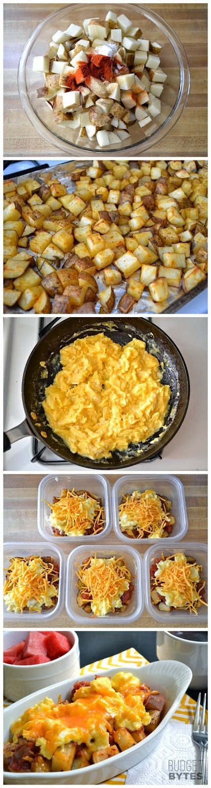 Country Breakfast Bowls (freezable) - Latest Food