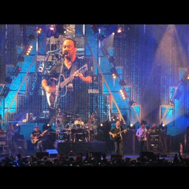 #uva Dave Matthews Band #dmb at John Paul Jones Arena