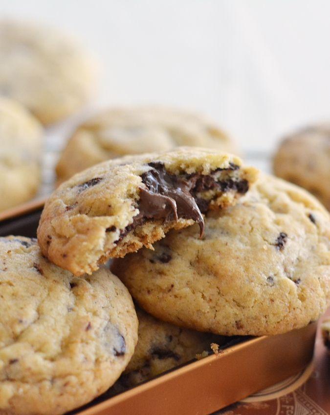 Nutellával minden jobb! (Ahogy egyébként baconnal is.) És igen, a chocolate chip cookie is emelhető eggyel magasabb szintre.   A s...