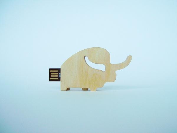 USB Flash drive designed by Chingiz Shakurov