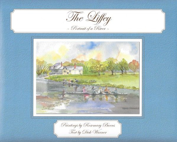 The Liffey: Portrait of a River - Irish Art & Artists - Art & Photography - Books