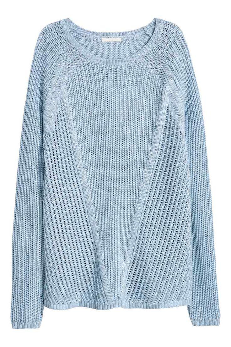 Pullover in maglia fantasia | H&M