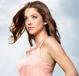 Rebecca Sutter - Cast of Dallas TNT #DallasTNT