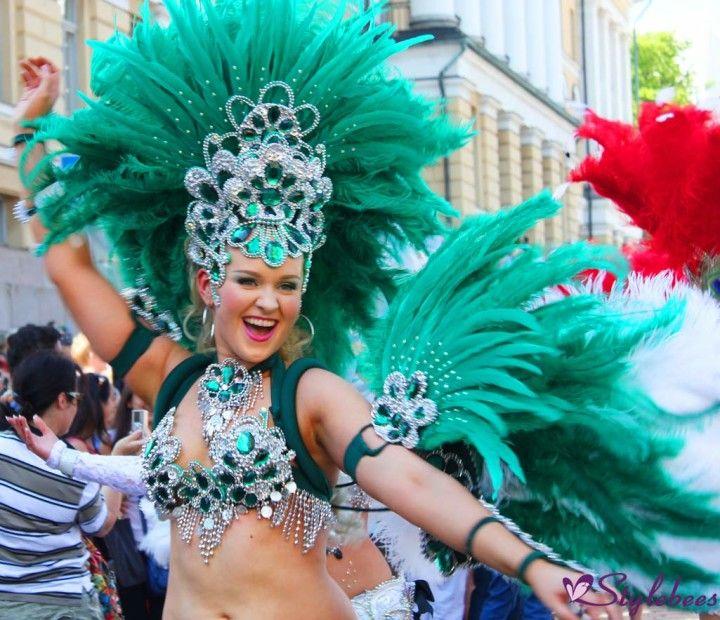 Merry Times At Helsinki Samba Carnaval   Stylebees.com