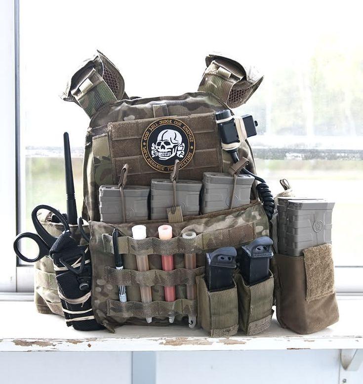 Mayflower APC - http://www.tacticalcreek.com/accessories/mayflower-apc/