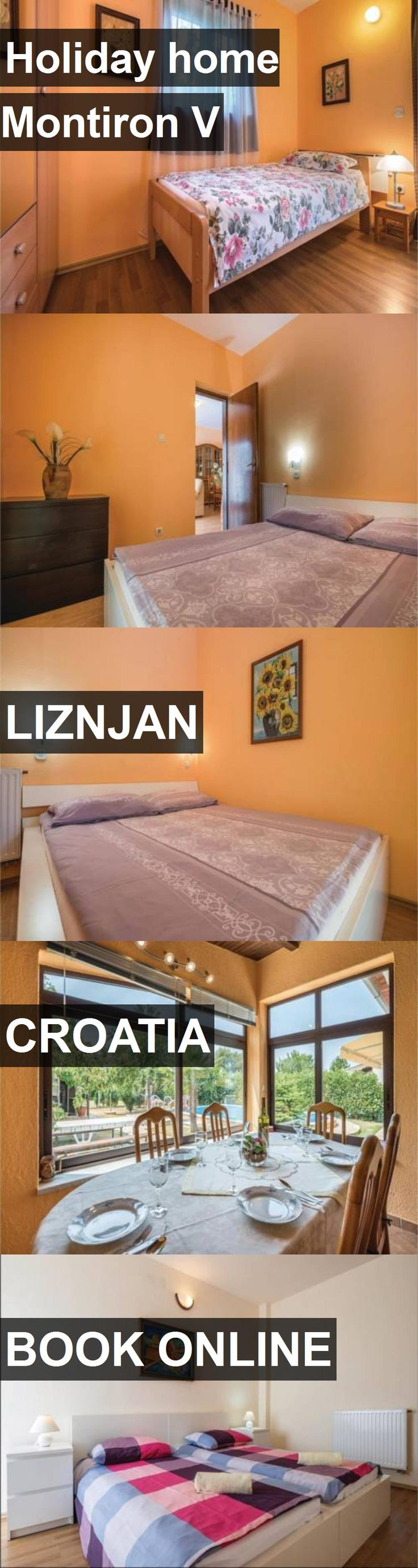 Hotel Holiday home Montiron V in Liznjan, Croatia. For more information, photos, reviews and best prices please follow the link. #Croatia #Liznjan #travel #vacation #hotel