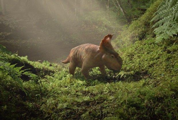 Dinossauros grandes e ferozes em 3D. Topa?