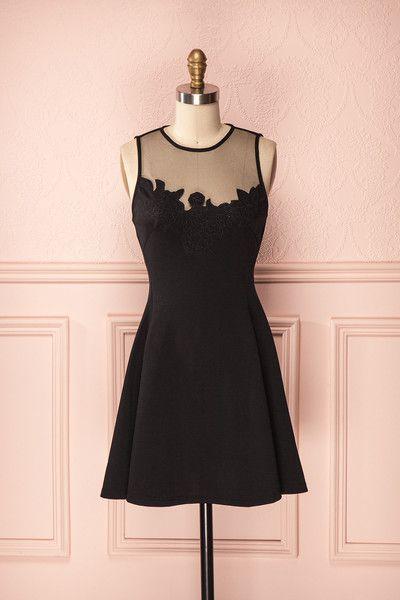 Inetta ♥ Le noir sait se faire élégant et personne ne peut le nier.   Black knows how to be elegant and no one can deny it