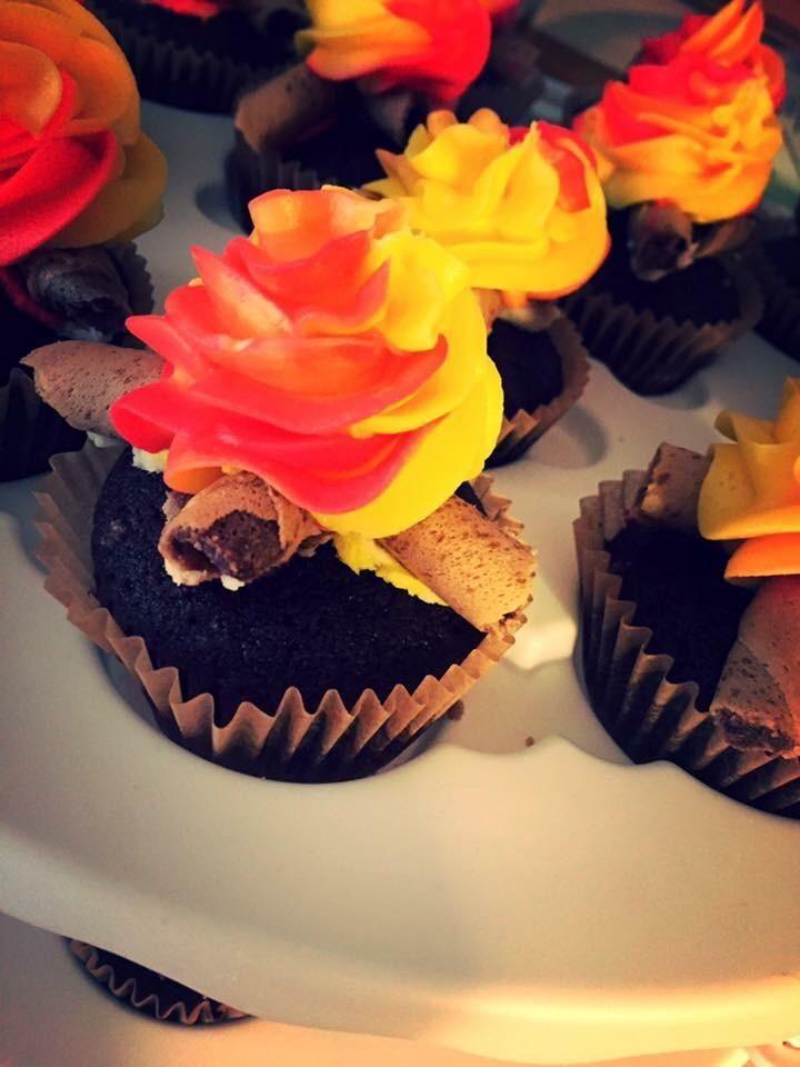 best 25  campfire cupcakes ideas on pinterest