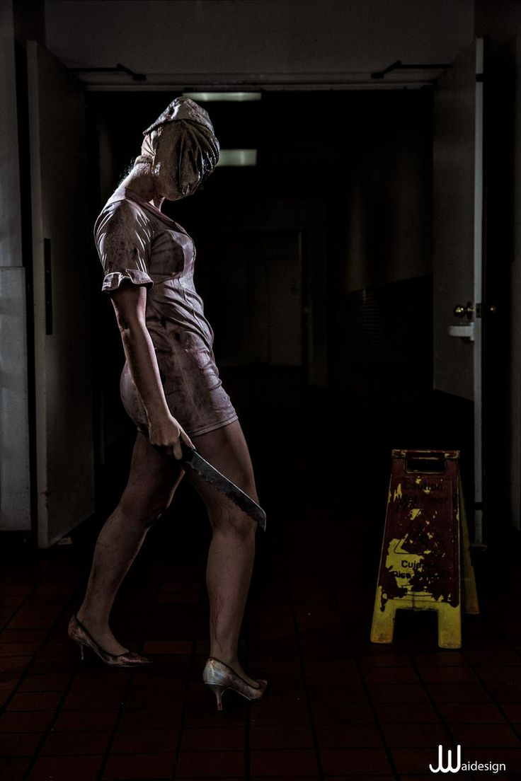 Nurse (from Silent Hill) #cosplay