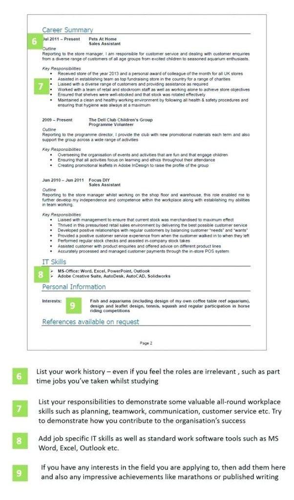 Resume For School Leavers Zelaywpartco