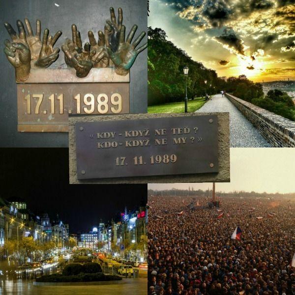 Guide to Velvet Revolution in Prague by CzechPragueOut #celebratingfreedom