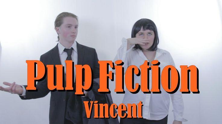 VINCENT VEGA Costume Tutorial - Pulp Fiction