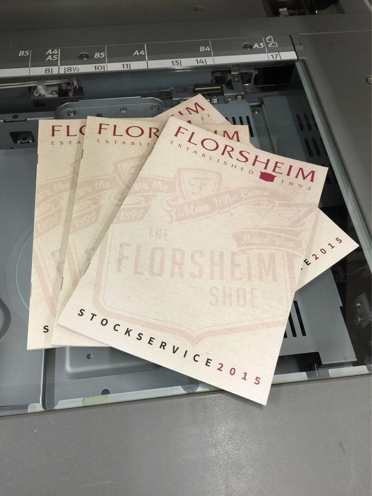 #stampadigitale #catalogostockservice #florsheim