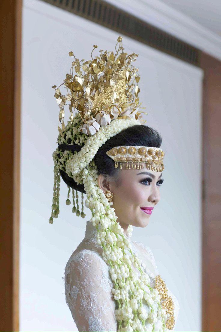 Pernikahan Adat Palembang Cindy dan Widi di Jakarta