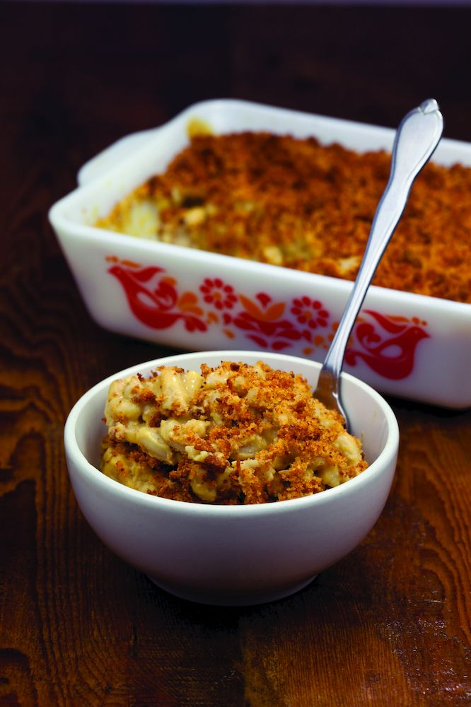 Eating With Food Allergies Can Be Anything But Boring - bunner's mac and cheese recipe