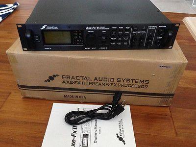 Fractal Audio Axe-Fx II