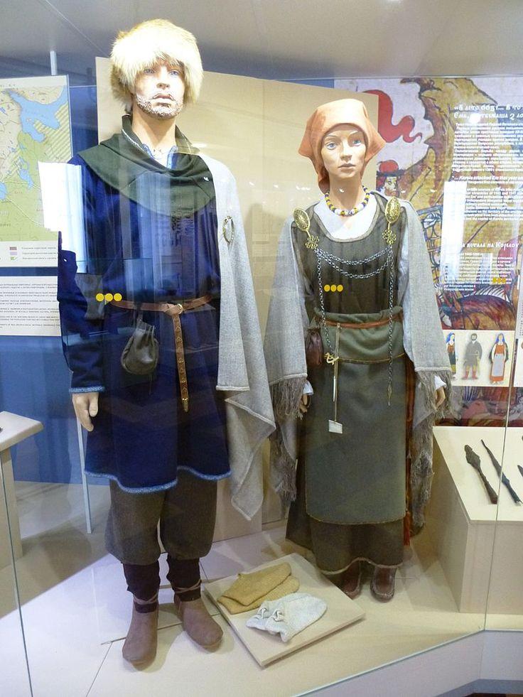 Карельский костюм.Реконструкция - Карелы — Википедия