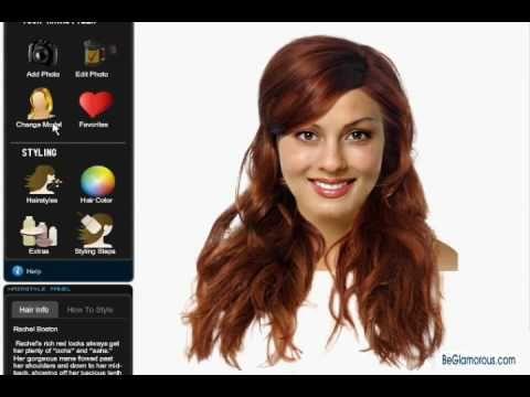 Tremendous 1000 Ideas About Hair Color Simulator On Pinterest Sims Love Short Hairstyles Gunalazisus