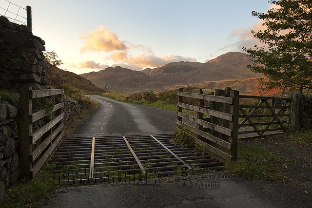 the cattle grid by Ray Wise on Flickr.