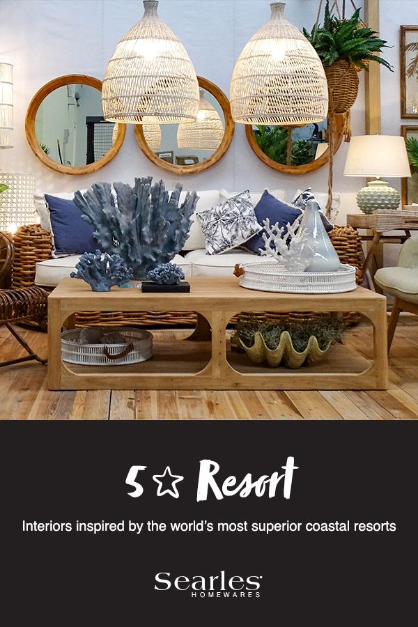 Beautiful Resort home style inspiration! 5 Star Resort Collection