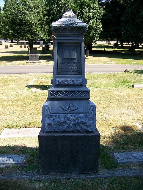 Lone Fir Cemetery - Portland OR