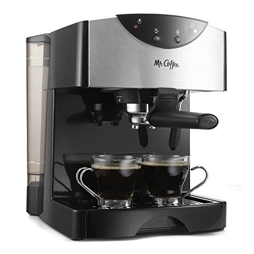 Mr. Coffee Pump Espresso/Cappuccino/Latte Machine #ECMP50 Espresso Maker Review