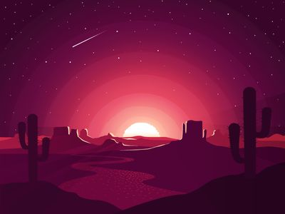 The End by Marko Stupic - Dribbble