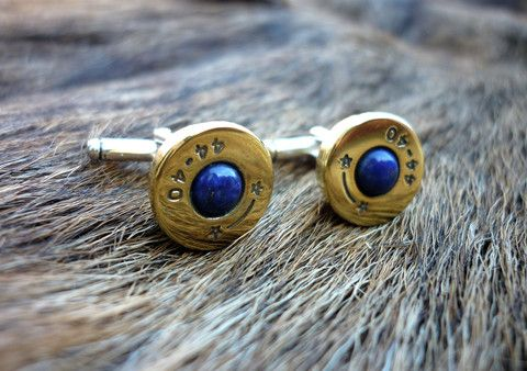 Identify Your Target Jewels, Bush Bling Cuff Links. - www.cbreezejewellery.com