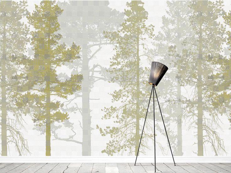 Scandinavian Surface | Weaving Wood, ochre