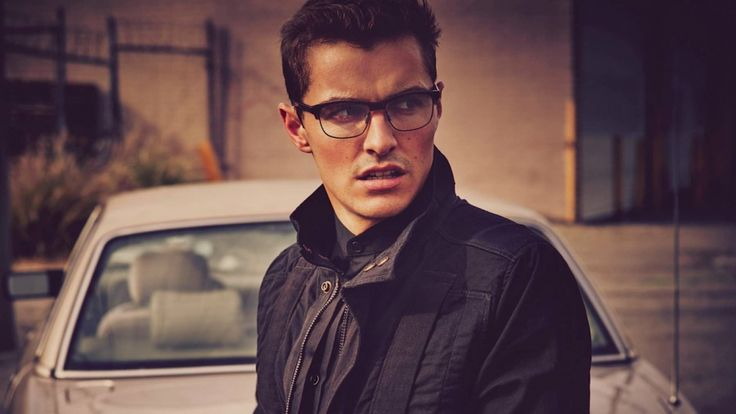 Dave Franco in Vs. Magazine featuring Ørgreen 'Twister', shot by Guy Aroch