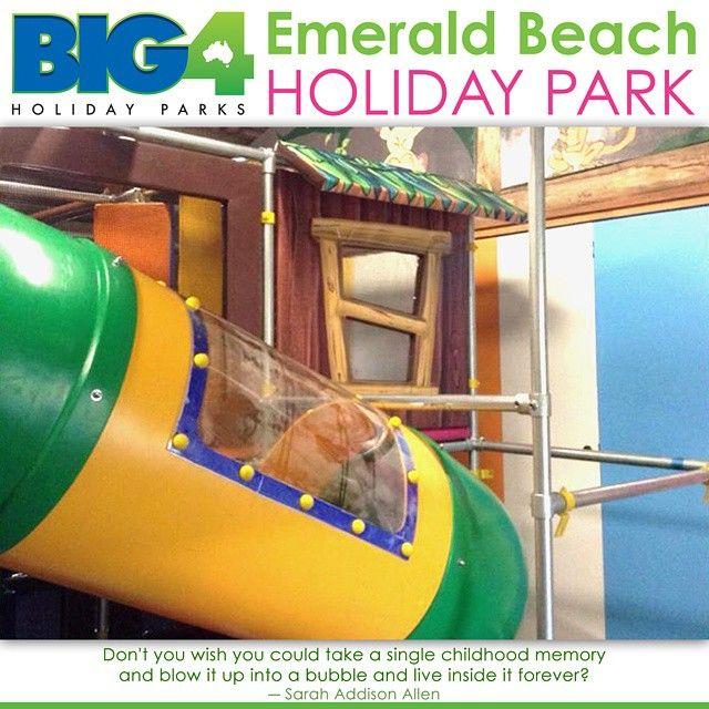 Live life! Enjoy your #FamilyHoliday EmeraldBeachHoliday Click Here:   #EBHP #EmeraldBeach #HolidayParks #BIG4 #CoffsHarbour #CoffsCoast #CaravanPark EmeraldBeachHoliday Web  Facebook http://www.facebook.com/emeraldbeachhp Twitter http://twitter.com/emeraldbeachhp Instagram http://buff.ly/1HaUQ6k#EBHP
