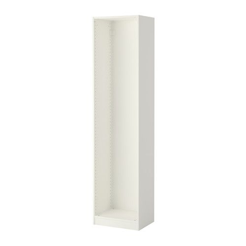 PAX Korpus Kleiderschrank - weiß, 50x35x201 cm - IKEA