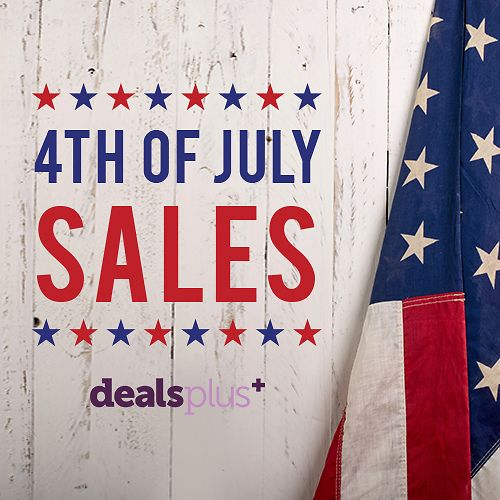 4 of july sales 2015