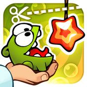 Cut the Rope is one of the coolest, most fun apps I've played!!!  Love it!  Super Addicting!!!!