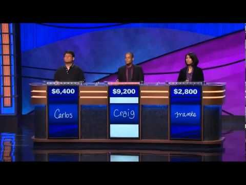 Jeopardy Contestant Answers Batman Question In Bane Voice