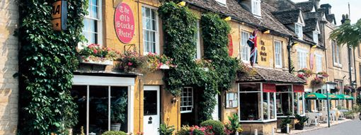 Old Stocks Hotel - Bed And Breakfast Stow-on-the-Wold - Cotswolds - Hotel Stow-on-the-Wold - Cotswolds/Stow-on-the-Wold - Cotswolds Accommod...