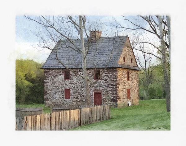 78 images about pennsylvania stone houses on pinterest for Homes in colonial america