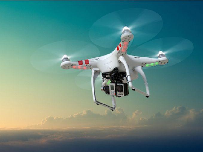 Win a DJI Phantom 2 drone!