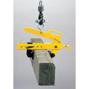 Blockgreifer TVB - Hebeklemmen, Material-Greifer, Trägerklemmen, Lasthebemagnete