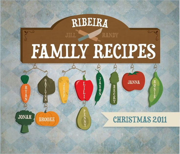 Family Cookbook Cover : Images about cookbook covers on pinterest