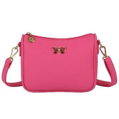 Vintage Cute Bow Small Handbag; Evening Clutch; Ladies Mobile Purse; Shoulder Messenger Crossbody Bag;